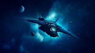 фэнтези, космос