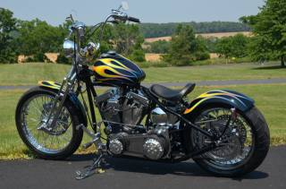 Motors, bobber, Chopper, motorcycle