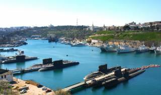 Севастополь, южная бухта, Крым