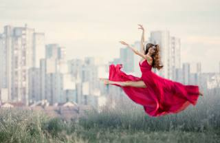 женщины, Dancing