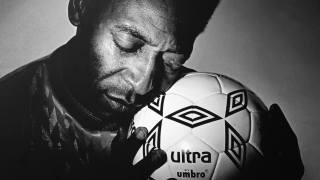 Пеле, player, Legend, football, Pele
