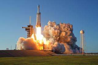 raketa, vzestup