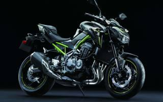 kawasaki, Z900, bike, motocykl