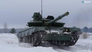 Tank, Ukraine, ЗСУ, T-64