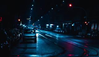 Street, Milano City, street, the city, night