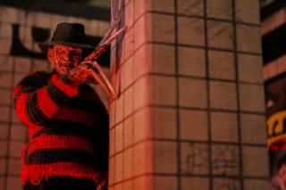 Freddy Krueger, жах, Cody Voss