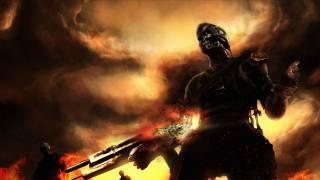 terminator, ROBOT, weapons, smoke
