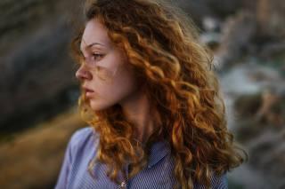 girl, portrait, проф фото