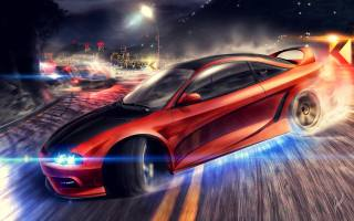 Need for Speed, game