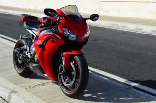 Honda, cbr1000rr, motocykl, sport bike