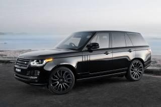Land Rover, superauta