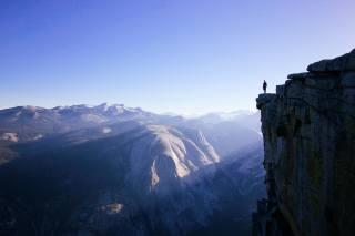 příroda, skály, hory, krásně