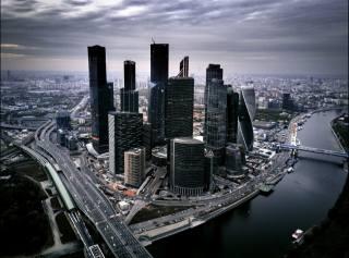 Москва, Сіті