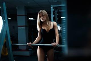 Valeria Tishina, SOLOVЬEV, girl, fitness