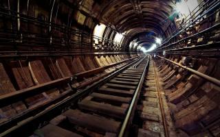 metro, the tunnel, architecture