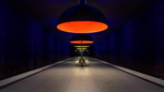 Мюнхен.Бавария, metro