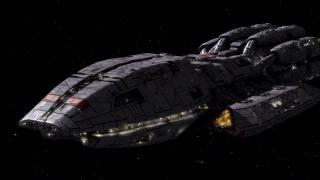 Галактика, космические корабль