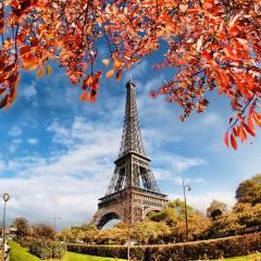město, Paříž, Francie