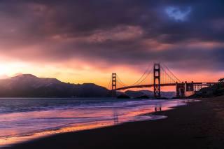 Golden Gate Bridge, SanFrancicso