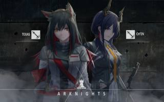 arknights, game
