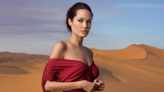 Angelina Jolie, actress