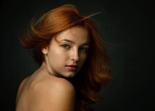 Zachar Rise, дівчина, особа, портрет