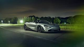 McLaren, 720S, spider