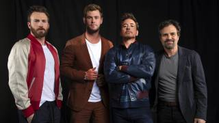 Male Celebrities, Chris Evans, Rober Dawney Jr, Mark Ruffalo