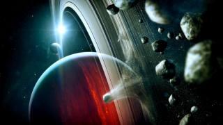 planeta, vesmír