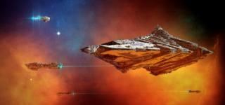 vesmír, научная фантастика