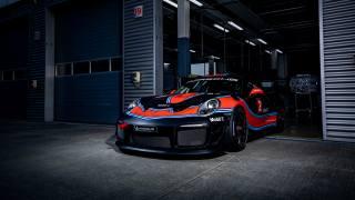 Porsche, 911, Класі GT2, РС, Clubsport