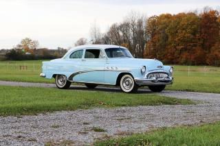 Buick, special, tourback, 1953