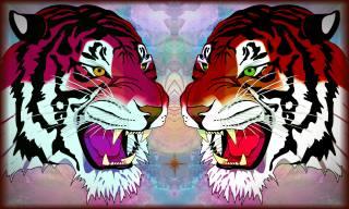 predators, tigers, fantasy