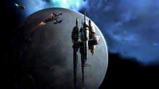 Космос.космический, ship