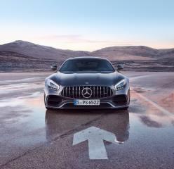 GTR, Mercedes