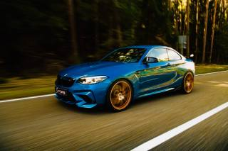 bmw, BMW, F87, road, speed, car