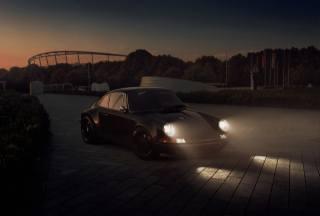 Porsche, 911, каррера, CGI
