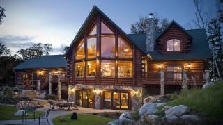 дом, архитектура, .лес