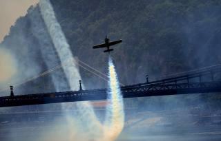 letadlo, most, letectví