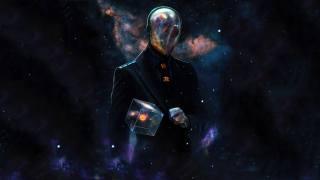 Spaceman, космос