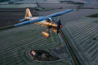 letadlo, Westland Lysander Mk.IIITT, let, letectví