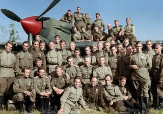 566-ой штурмовой авиационный полк, лётчики, Il-2