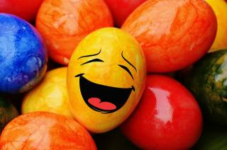 EGGS, holiday, positive