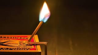 Zápasy, oheň