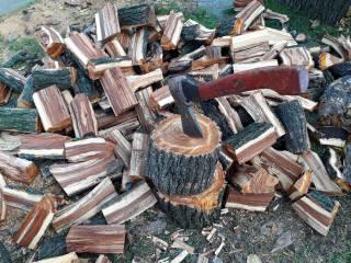 firewood, заготовка, чурки