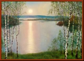 painting, picture, landscape