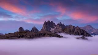 природа, небо, скелі