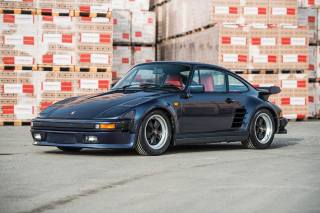 Porsche, 1986, retro