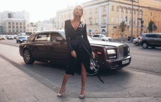Роллс-Ройс, сукню, Roma Roma, Оксана Стрельцова