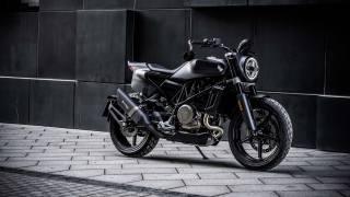 Husqvarna, Svartpilen, 701, motorcycle